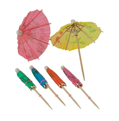 Cocktail Parasols (144 Pack) Cocktail, Parasols, Beaumont