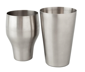 French Shaker STAINLESS STEEL (Each) French, Shaker, STAINLESS, STEEL, Beaumont