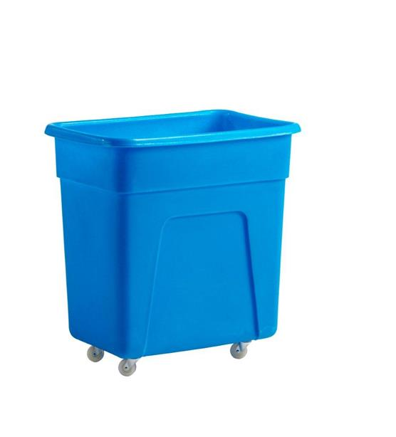 "Bottle Skip Blue 26""x18.5""x27.25"" 125L (Each) Bottle, Skip, Blue, 26""x18.5""x27.25"", 125L, Beaumont"