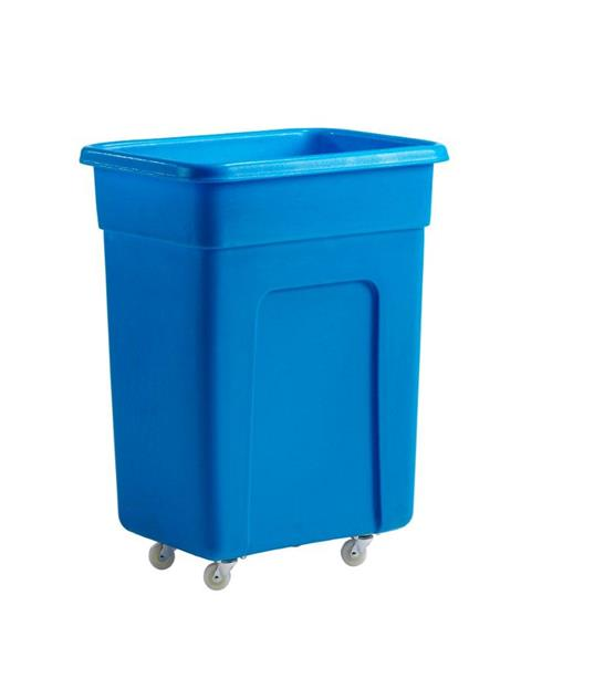 "Bottle Skip Blue 23.5""x18""x31.25"" 130L (Each) Bottle, Skip, Blue, 23.5""x18""x31.25"", 130L, Beaumont"