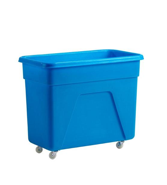 "Bottle Skip Blue 32""x18""x26.5"" 160L (Each) Bottle, Skip, Blue, 32""x18""x26.5"", 160L, Beaumont"