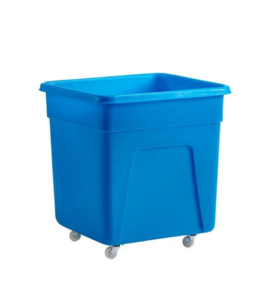 "Bottle Skip Blue 26""x24.5""x27.25"" 185L (Each) Bottle, Skip, Blue, 26""x24.5""x27.25"", 185L, Beaumont"