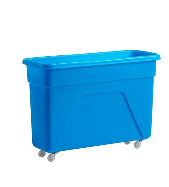 "Bottle Skip Blue 38""x14""x26.5"" 160L (Each) Bottle, Skip, Blue, 38""x14""x26.5"", 160L, Beaumont"