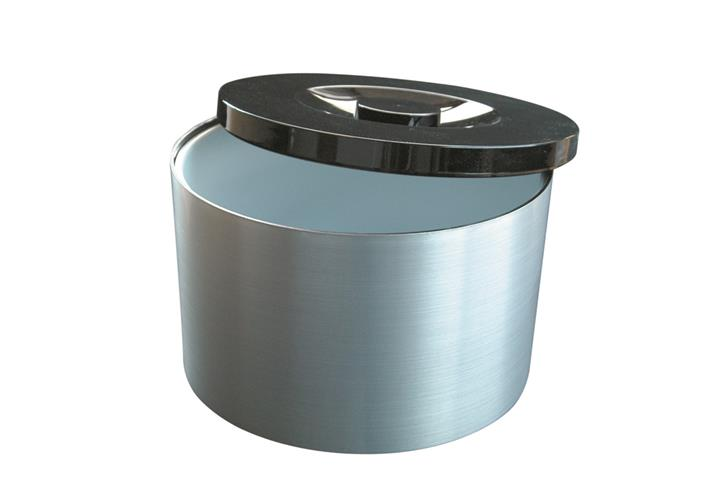 10 Ltr Plastic Ice Bucket Foil Wrapped (Each) 10, Ltr, Plastic, Ice, Bucket, Foil, Wrapped, Beaumont