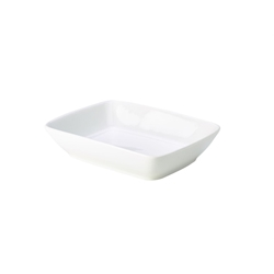 Royal Genware Rectangular Dish 16 x 12cm (6 Pack) Royal, Genware, Rectangular, Dish, 16, 12cm, Nevilles
