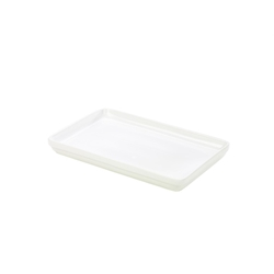 Royal Genware Deep Rectangular Dish 26 x 17 x 2.5cm (6 Pack) Royal, Genware, Deep, Rectangular, Dish, 26, 17, 2.5cm, Nevilles