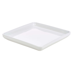 Royal Genware Deep Square Dish 20x20x2.5cm (6 Pack) Royal, Genware, Deep, Square, Dish, 20x20x2.5cm, Nevilles