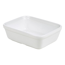 Royal Genware Rectangular Pie Dish 15.5x11.5cm (12 Pack) Royal, Genware, Rectangular, Pie, Dish, 15.5x11.5cm, Nevilles