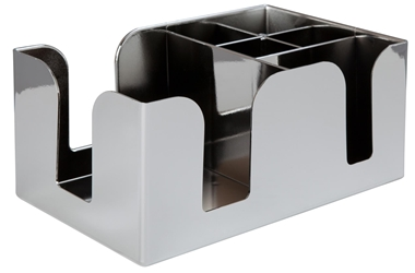 Bar Caddy CHROME (Each) Bar, Caddy, CHROME, Beaumont