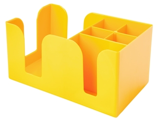 Bar Caddy YELLOW (Each) Bar, Caddy, YELLOW, Beaumont