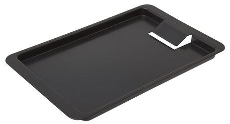 Black Plastic Tip Tray With Clip (Each) Black, Plastic, Tip, Tray, With, Clip, Beaumont