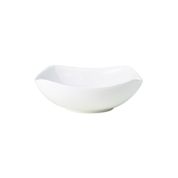 Royal Genware Rounded Square Bowl 17cm (6 Pack) Royal, Genware, Rounded, Square, Bowl, 17cm, Nevilles
