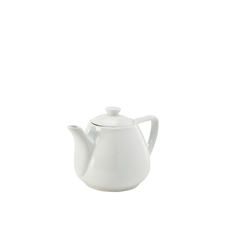 Royal Genware Contemporary Tea Pot 45cl/16oz (6 Pack) Royal, Genware, Contemporary, Tea, Pot, 45cl/16oz, Nevilles