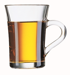 Bock Clear Tea Mug 8oz  (24 Pack) Bock, Clear, Tea, Mug, 8oz,