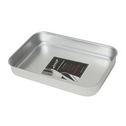 Baking Dish-No Handle 420X305X70mm (Each) Baking, Dish-No, Handle, 420X305X70mm, Nevilles