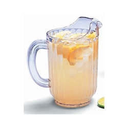 Pitcher PC 60oz Clear 1.8 Litre (Each) Pitcher, PC, 60oz, Clear, 1.8, Litre, Nevilles