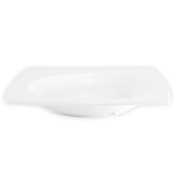 22 oz, 10 1/2? / 265mm Pasta Bowl, 1 3/8? / 35mm Deep, Classic White