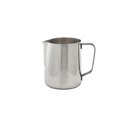Stainless Steel Conical Jug 12oz (Each) Stainless, Steel, Conical, Jug, 12oz, Nevilles