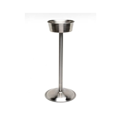 Stainless Steel Wine Bucket Stand (Satin) 18 (Each) Stainless, Steel, Wine, Bucket, Stand, Satin, 18, Nevilles