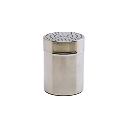 Stainless Steel Shaker small 2.5mm hole.(Plastic Cap) (Each) Stainless, Steel, Shaker, small, 2.5mm, hole.Plastic, Cap, Nevilles