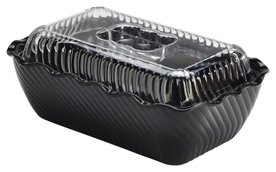 Lid For Tulip Deli Crock For 2.3Kg Clear (Each) Lid, For, Tulip, Deli, Crock, For, 2.3Kg, Clear, Nevilles
