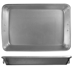 666mm x 464mm x 83mm / 26 1/4? x 18 1/4? x 3 1/4?, Bake Pan with Handle