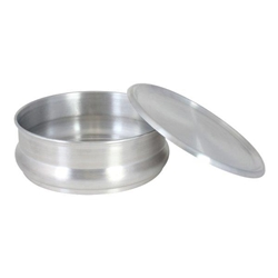 2839ml / 96 oz Dough Pan, Aluminum, Stackable, 0.8mm