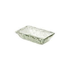 Vintage Glacier Glass Rectangular Bowl 21x13x5cm (6 Pack) Vintage, Glacier, Glass, Rectangular, Bowl, 21x13x5cm, Nevilles