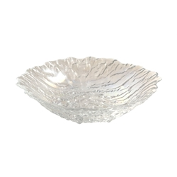 Glacier Glass Salad Bowl 25cm Diameter (4 Pack) Glacier, Glass, Salad, Bowl, 25cm, Diameter, Nevilles