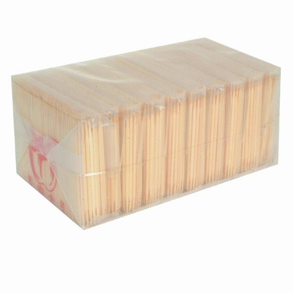 Bamboo Tooth Picks, 10 Bag / Pack