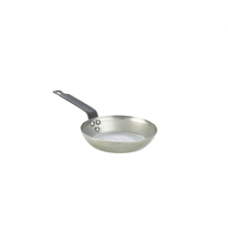 Genware Black Iron Frypan 7/ 180mm (Each) Genware, Black, Iron, Frypan, 7/, 180mm, Nevilles
