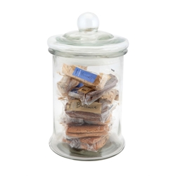 Genware Biscotti Jar Extra Large 4.8L (Each) Genware, Biscotti, Jar, Extra, Large, 4.8L, Nevilles