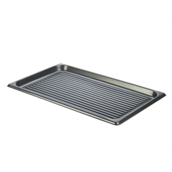 Non Stick Aluminium Ridged Baking Sheet GN FULL SIZE (Each) Non, Stick, Aluminium, Ridged, Baking, Sheet, GN, FULL, SIZE, Nevilles