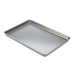 Carbon Steel Non-Stick Baking Tray 39X27cm (Each) Carbon, Steel, Non-Stick, Baking, Tray, 39X27cm, Nevilles