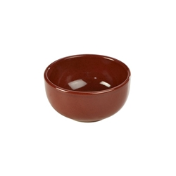Terra Stoneware Rustic Red Round Bowl 12.5cm (12 Pack) Terra, Stoneware, Rustic, Red, Round, Bowl, 12.5cm, Nevilles