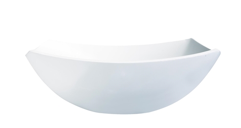 "Delice Blanc Cereal / Oatmeal Bowl 5.5"" 14cm (24 Pack) Delice, Blanc, Cereal, Oatmeal, Bowl, 5.5"", 14cm"