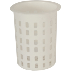 Cutlery Cylinder White 100 mm Dia.135mm High (Each) Cutlery, Cylinder, White, 100, mm, Dia.135mm, High, Nevilles
