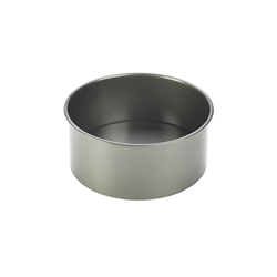 Carbon Steel Non-Stick Round Deep Cake Pan (Each) Carbon, Steel, Non-Stick, Round, Deep, Cake, Pan, Nevilles
