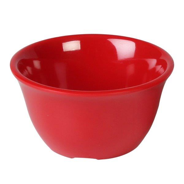 7 oz, 4? / 100mm Bouillon Cup, Pure Red