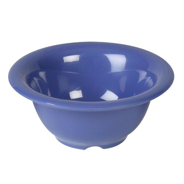 10 oz, 5 1/2? / 140mm Soup Bowl, Blue (12 Pack)