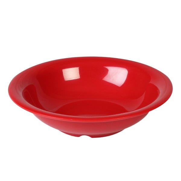 19 oz, 7 1/2? / 190mm Soup Bowl, Pure Red