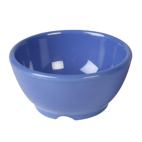 10 oz, 4 5/8? / 120mm Soup Bowl, Blue (12 Pack)
