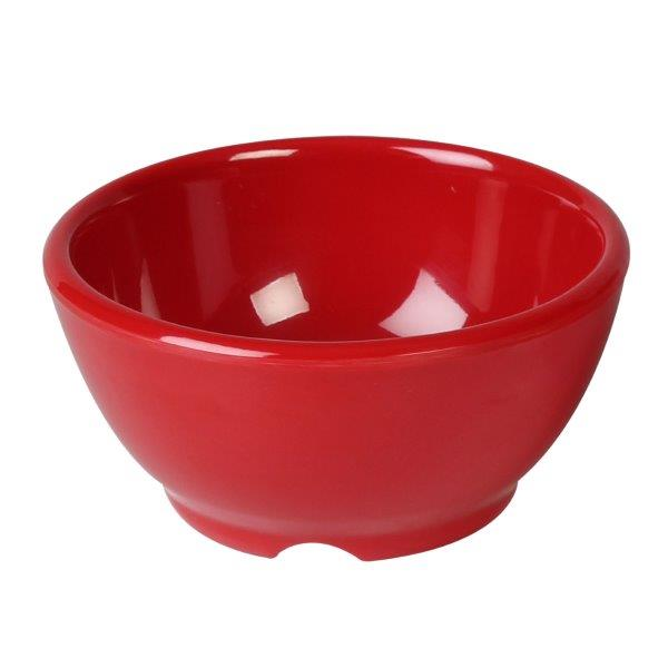 10 oz, 4 5/8? / 120mm Soup Bowl, Pure Red
