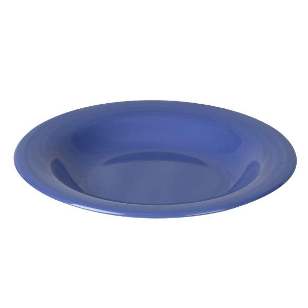 13 oz, 9 1/4? / 235mm Salad Bowl, Blue (12 Pack)