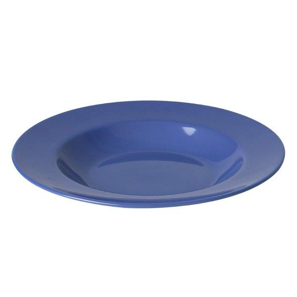 16 oz, 11 1/4? / 285mm Pasta Bowl, Blue (12 Pack)