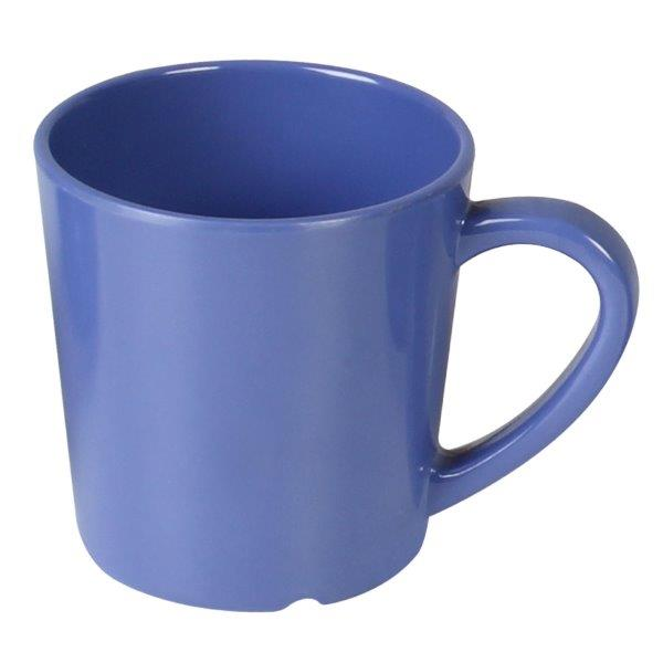 7 oz, 3 1/8? / 90mm Mug/Cup, Blue (12 Pack)