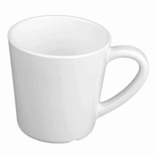 7 oz, 3 1/8? / 80mm Mug/Cup, White