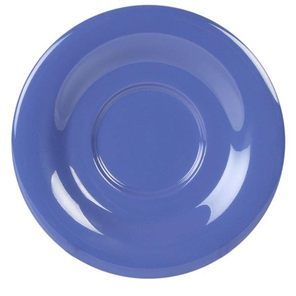 5 1/2? / 140mm Saucer For CR313/CR5044/ML901/ML9011, Blue (12 Pack)