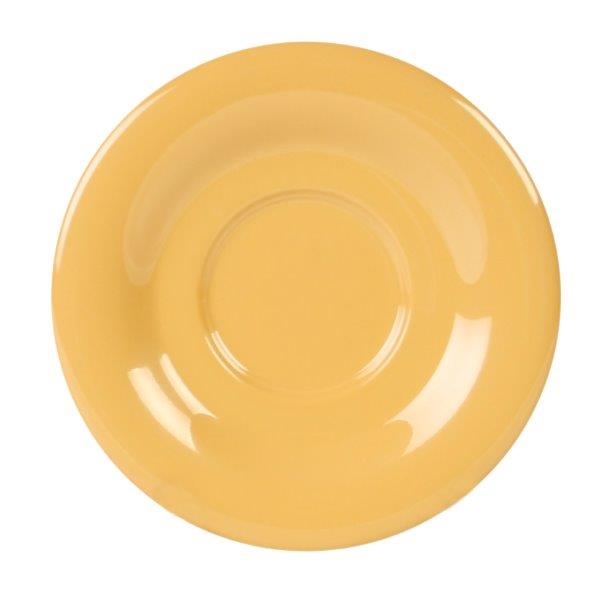 5 1/2? / 140mm Saucer For CR313/CR5044/ML901/ML9011, Yellow