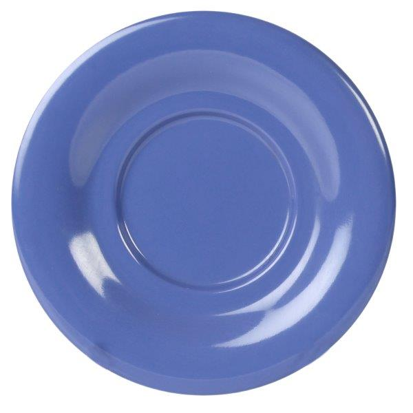 5 1/2? / 140mm Saucer For CR303/CR9018, Blue (12 Pack)